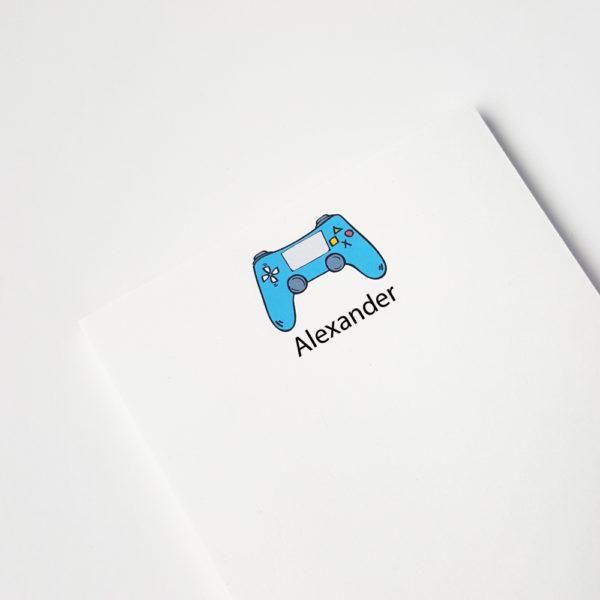 gamer notepad